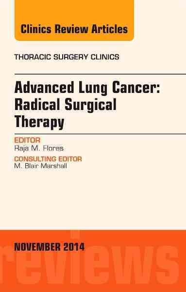 Advanced Lung Cancer By Flores, Raja